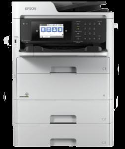 Impresora Epson WorkForce-PRO-C579RDWF, IP GRUP