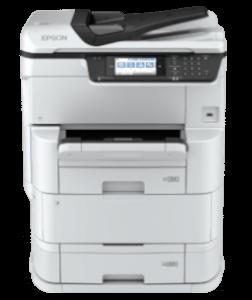 Impresora Epson Workforce Pro WF-C878RDWF
